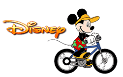 logo-disney Bicycles Thessaloniki | bikes